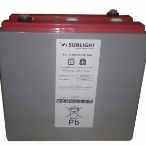 Cell Sunlight 6V 6RES OPzV 380 Ah