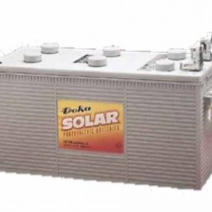 Deka Solar 8G4D Gel Solar 12 Volt Photovoltaic Battery