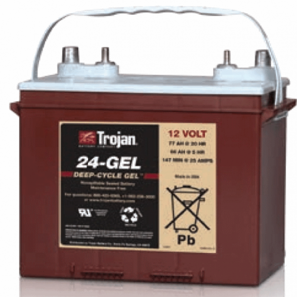 Trojan 24-GEL RE Battery