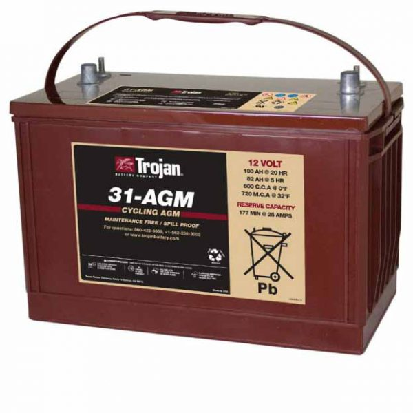 Trojan 31AGM Battery