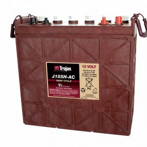 Trojan J185H-AC 12 Volt Deep-Cycle Flooded Battery