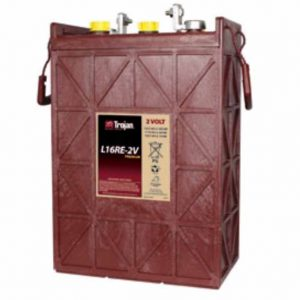 Trojan L16RE 2 Volt Deep-Cycle Flooded Battery