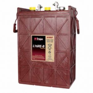 Trojan L16RE-B 6 Volt Deep-Cycle Flooded Battery