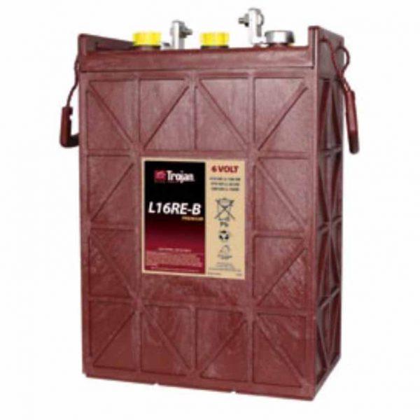 Trojan L16RE-B 6 Volt Deep-Cycle Flooded Battery